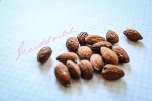 Mandelmilch selber machen - die Anleitung