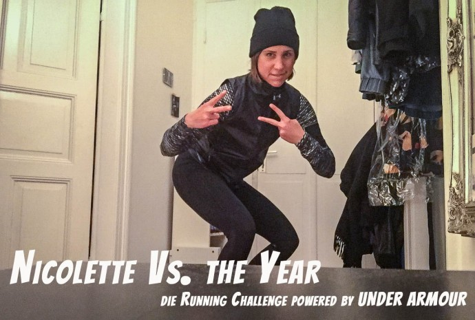 YOU VS THE YEAR, die Running Challenge powered by UNDER ARMOUR