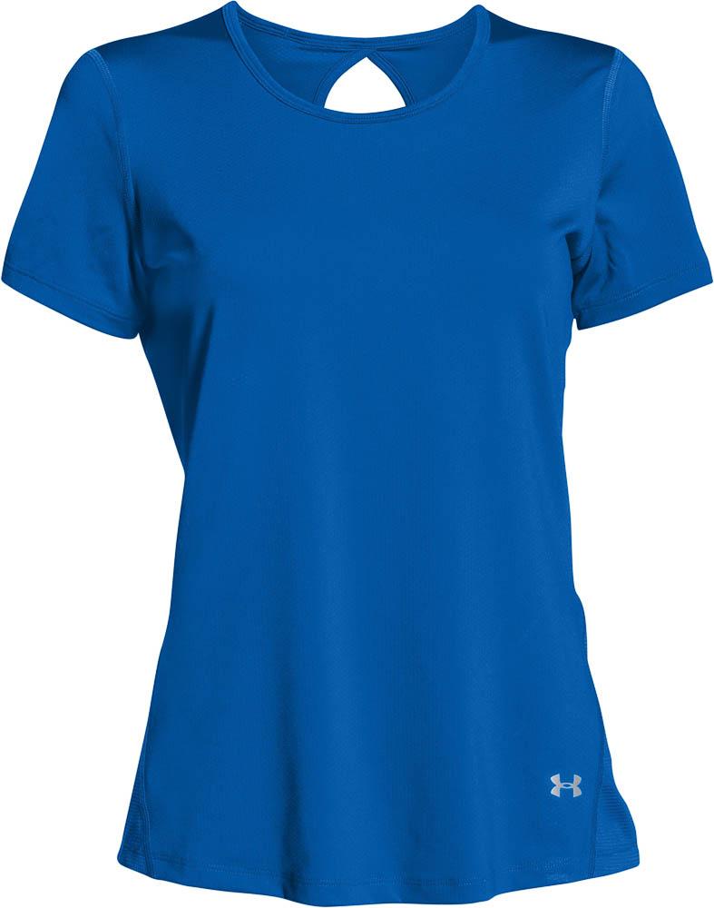 Shirt mit UA Coolswitch Material innen - Wir können bestätigen dass das Material auch beim Pumpen wirklich total angenehm zu tragen ist!
