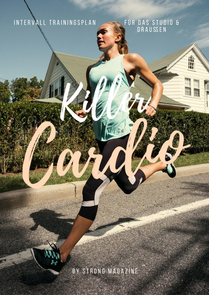 Killer Cardio Workout Plan - Intervall Trainingsplan