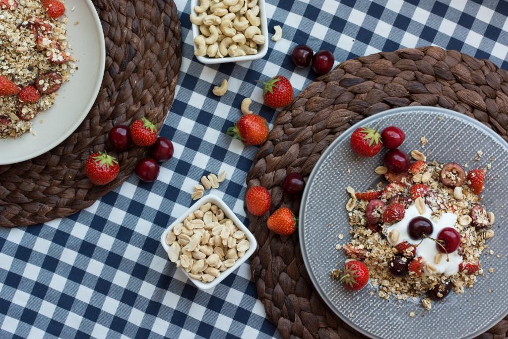 Porridge gesund: Protein Müsli selber machen - 5 Rezepte für Low Carb Porridge ohne Kohlenhydrate
