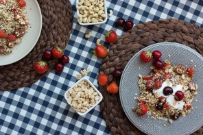 Porridge gesund: Low Carb Müsli selber machen - 5 Rezepte für Paleo Müsli ohne Kohlenhydrate