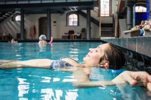 Kaifu Sole - das Floating Schwimmbad in Hamburg Eimsbüttel im Test