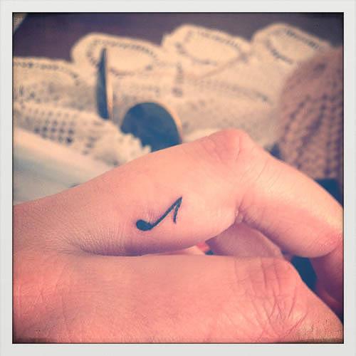 Tattoovorlagen Fingerzwischenraum