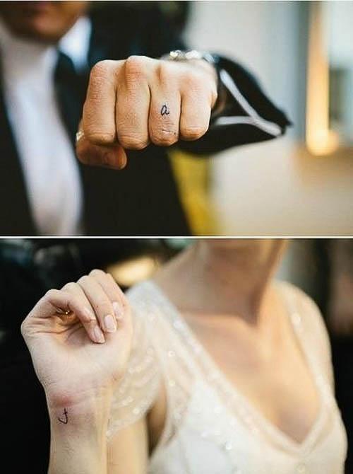 Tattoovorlagen Finger