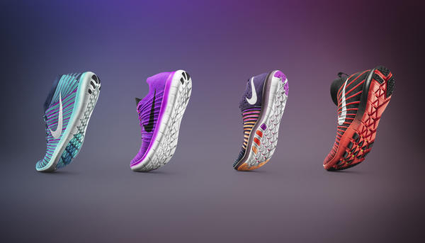Nike Free Generation 2016 mit neuer Auxetic Sohle