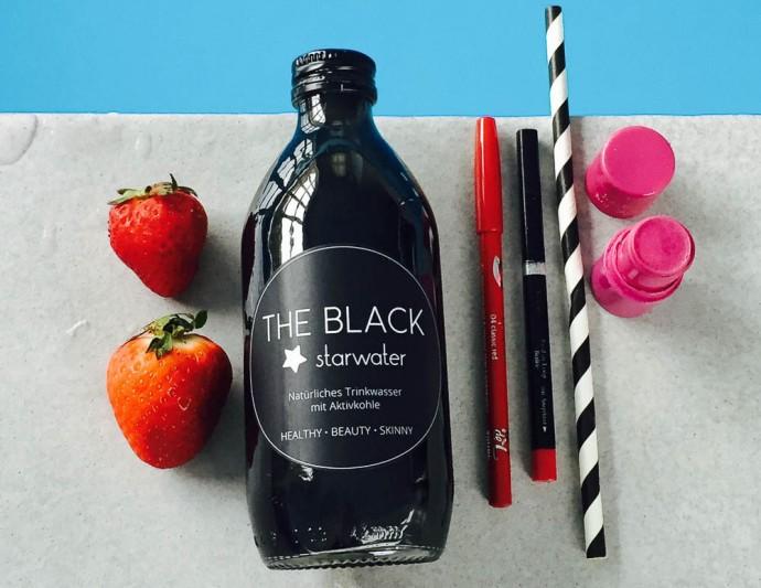 Aktivkohle zum trinken - Starwater THE BLACK