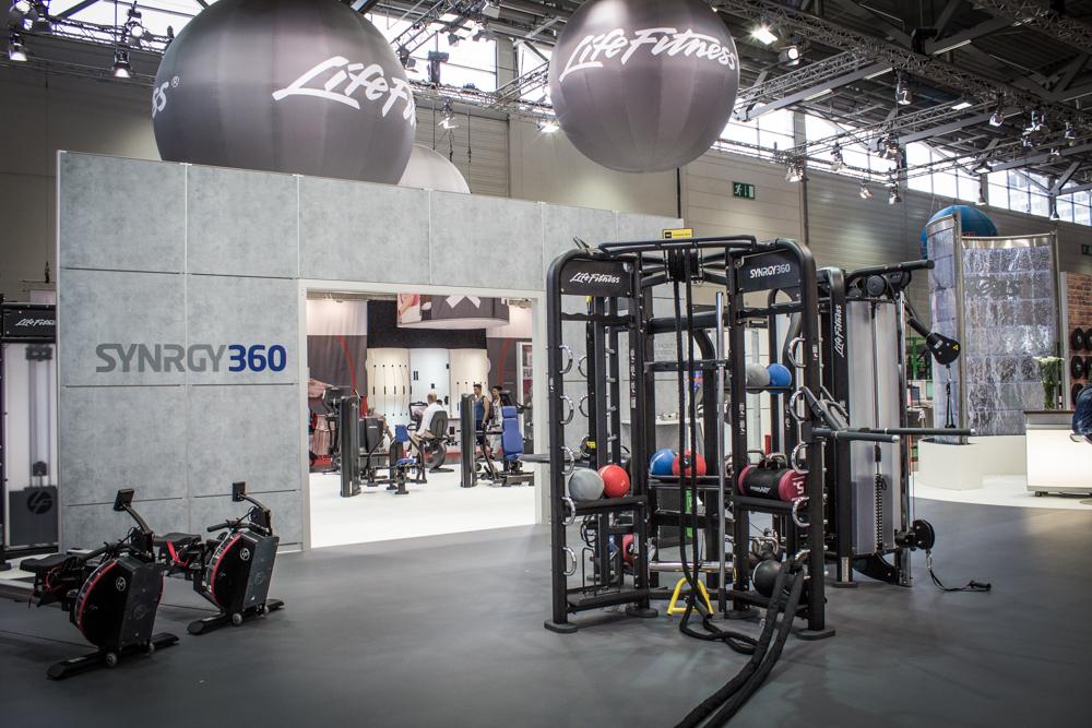 Der beste Functional Training Turm der Welt (ja wir sind heute Superlative-mässig drauf) von Life Fitness