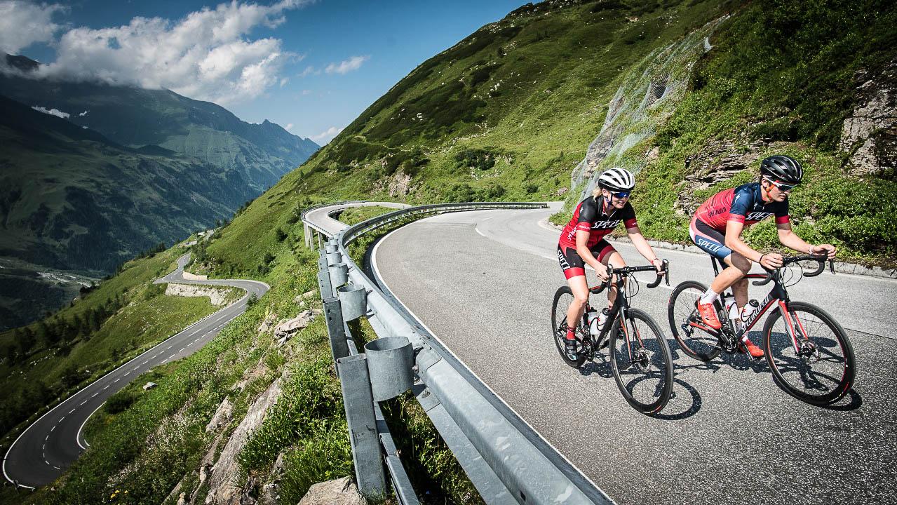 Rennrad fahren - Rennrad Ratgeber für Frauen: Roubaix Ruby Shooting Leogang Retailer Event