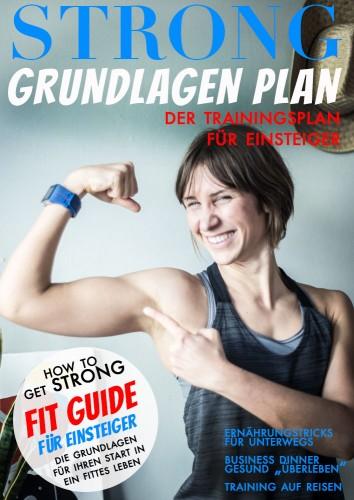 STRONG Grundlagen Trainingsplan für Frauen