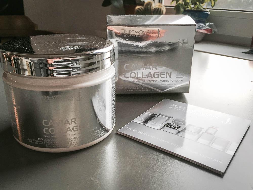 Caviar Collagen von HECH - gegen Cellulite und für schöne straffe, glatte Haut