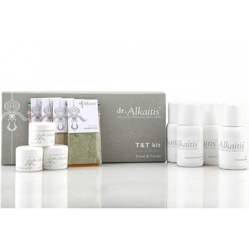 Organic Beauty & Naturkosmetik von Dr. Alkaitis