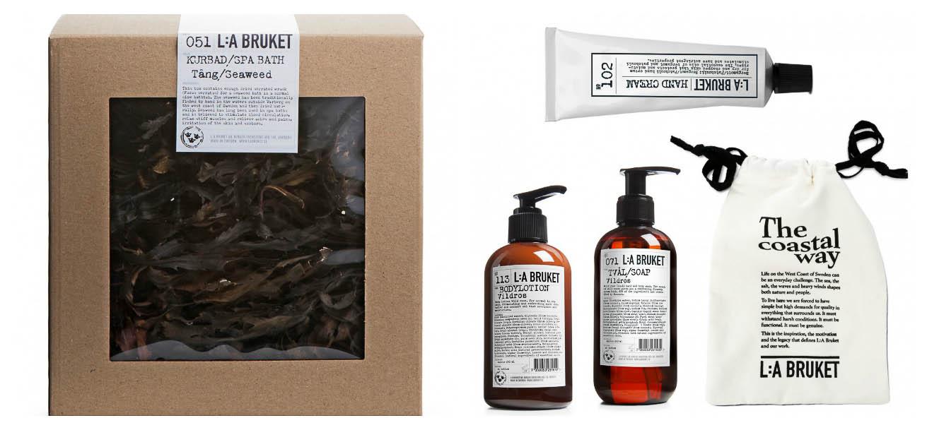 Organic Beauty und Naturkosmetik von L:A Bruket