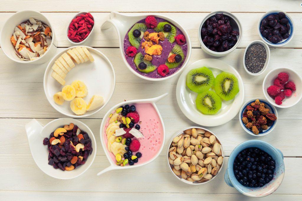 Acai Bowls - die besten Smoothie Bowl Rezepte zum Selbermachen
