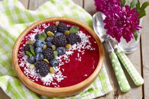 Acai Bowls – Smoothie Bowls Rezepte zum Selbermachen