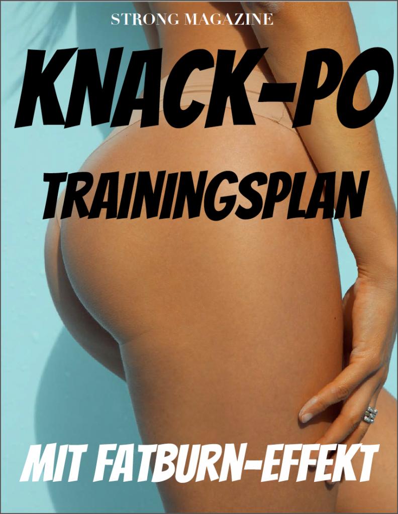 Knack-Po Trainingsplan
