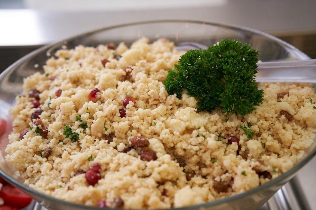 Koriander Limetten Blumenkohl-Reis - Clean Eating Rezept