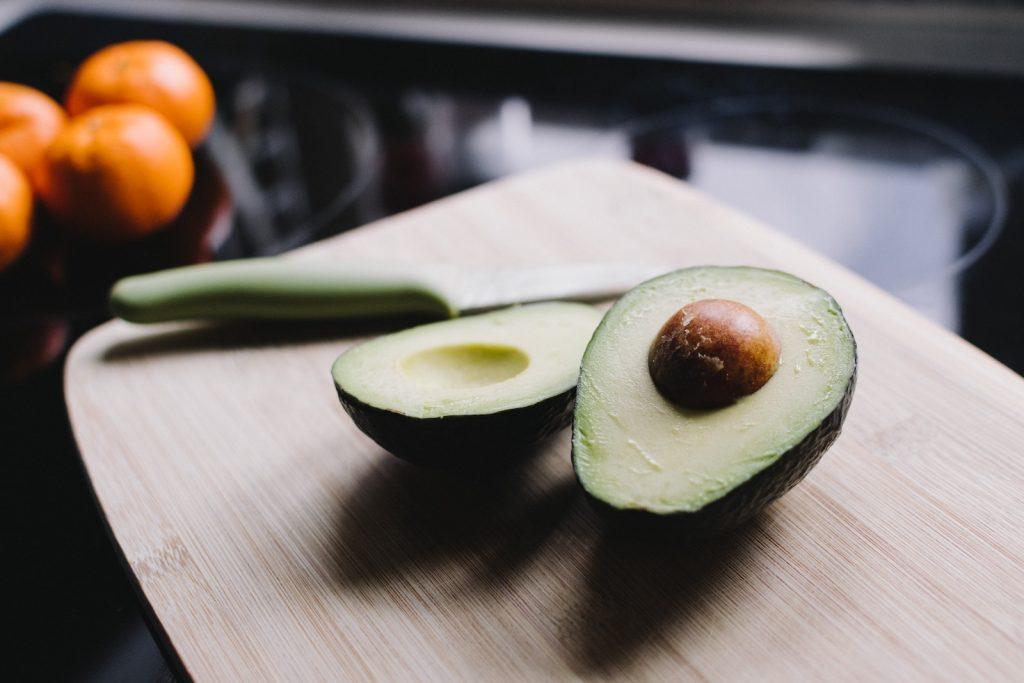 Low Carb Mittagessen - Rezept mit Avocado