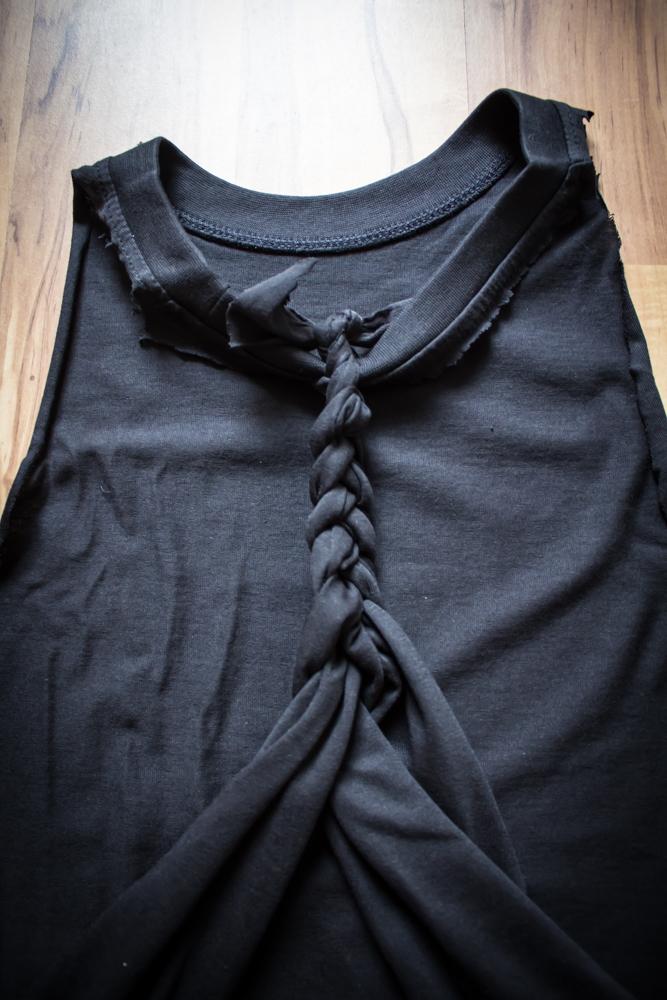 Männer T-Shirts selbst gestalten und als Frau Tragen - die DIY Schnitt Anleitung
