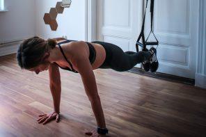 TRX Training – Übungen für einen schönen, flachen Bauch