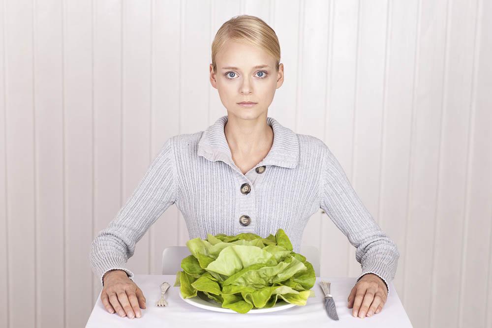 Warum nehme ich nicht ab obwohl ich wenig esse?
