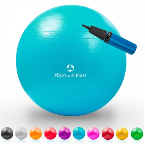 Gymnastikball Workouts für Zuhause - eines der vielfältigsten Trainingsgeräte für Bauch, Beine, Po Training