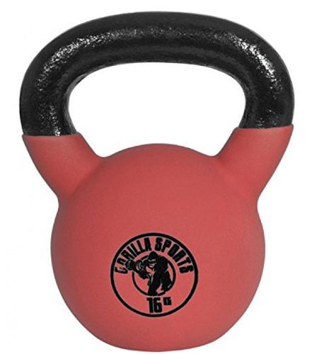 Kettlebells - eines der besten Fitnessgeräte für Zuhause