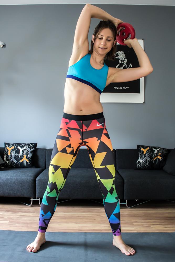 Around the World - Bauchmuskelübung für eine starke Körpermitte