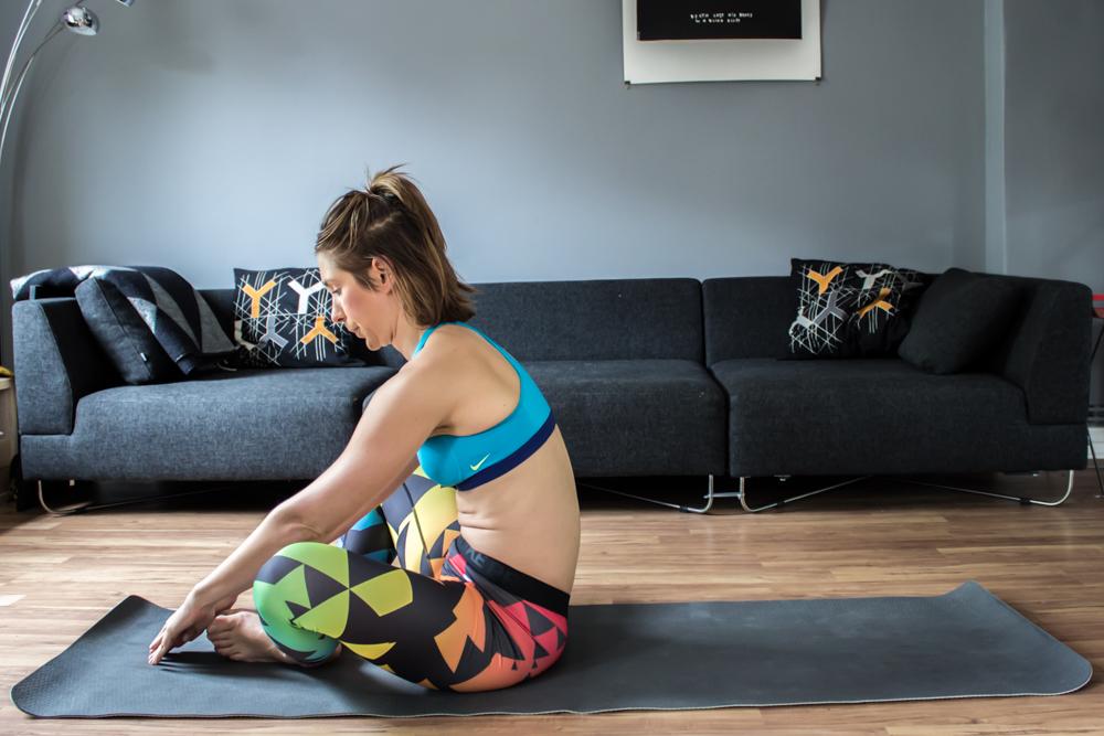 Bauchmuskel Übungen für Zuhause - Bauchworkout für einen schönen, flachen Bauch