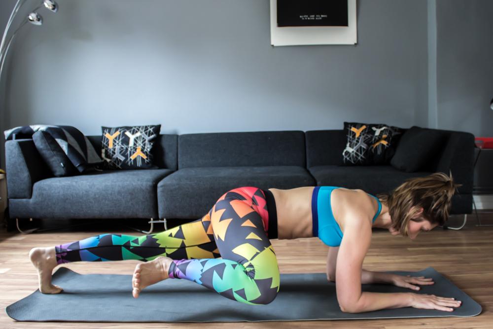 Bauchmuskel Trainingsplan F 252 R Zuhause Bauchmuskeltraining Frauen