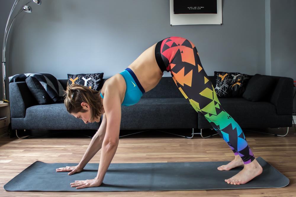 Walk outs - Bauchmuskeltraining für Zuhause für Experten