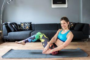 Bauchmuskeltraining zu Hause – 70 Bauchübungen für Frauen