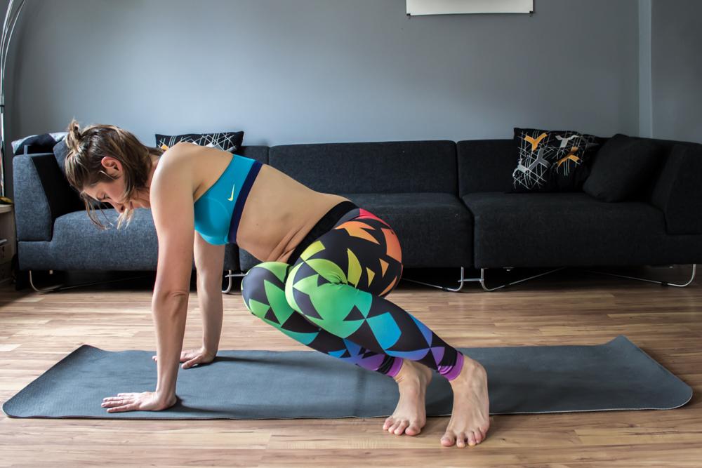 Side to Side Burpee - super Übung für den Bauch und die Fettverbrennung
