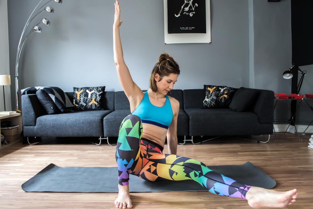 Bauchmuskeltraining - Bauch Übungen für Zuhause