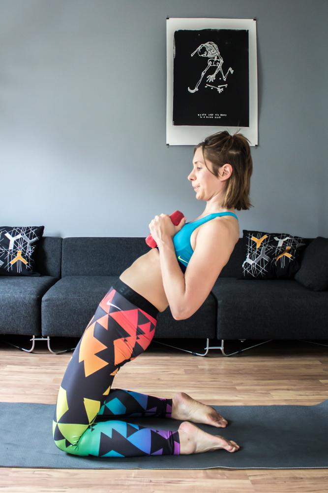Berühmt Bauchmuskeltraining für zu Hause - 70 Bauchübungen für Frauen #TQ_34
