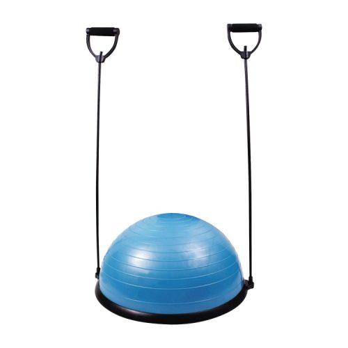 Fitnessgeräte für Zuhause - der Bosu Ball als tolles Trainingsgerät für Bauch, Beine und Po