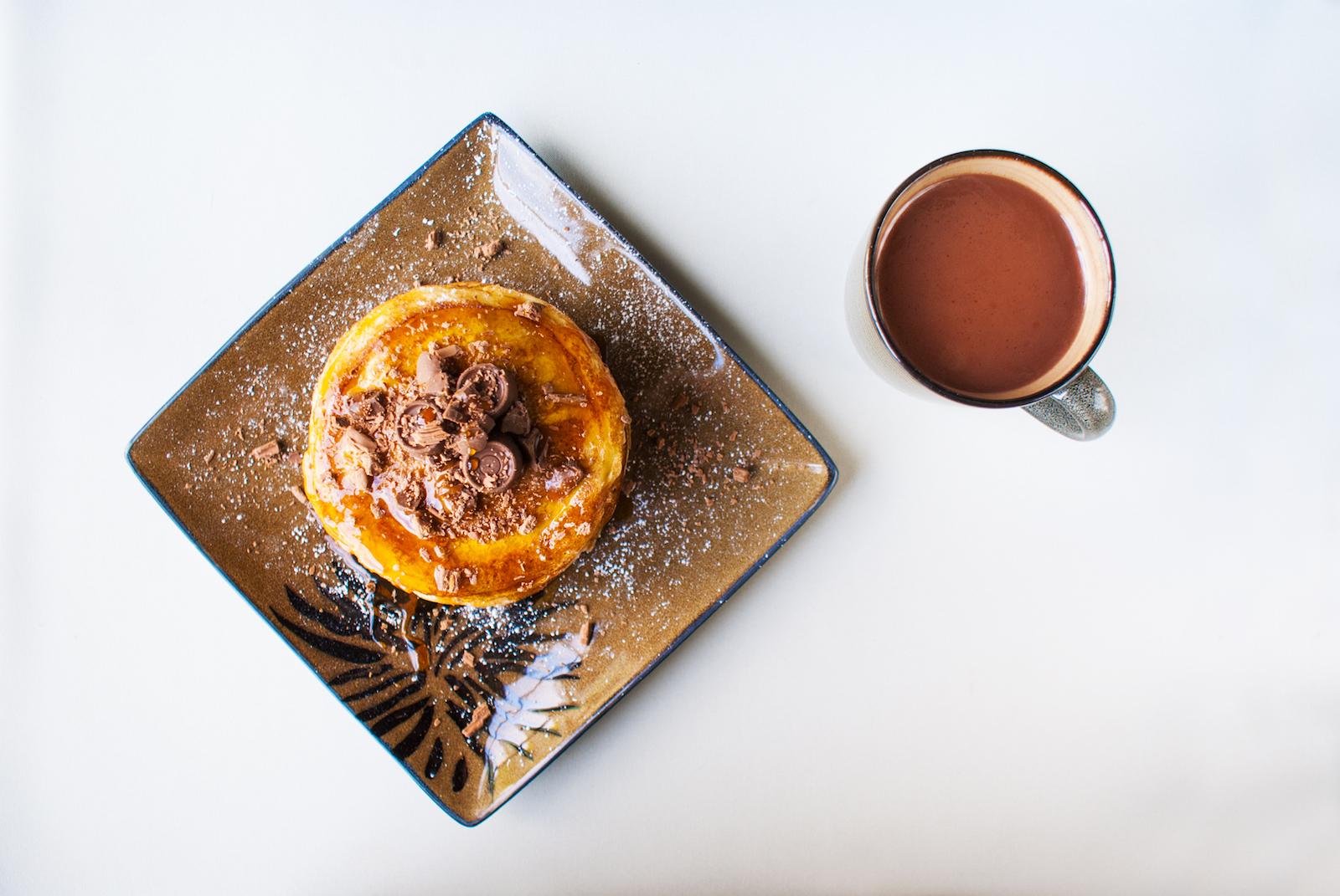 Rezept Kürbis Protein Pancakes