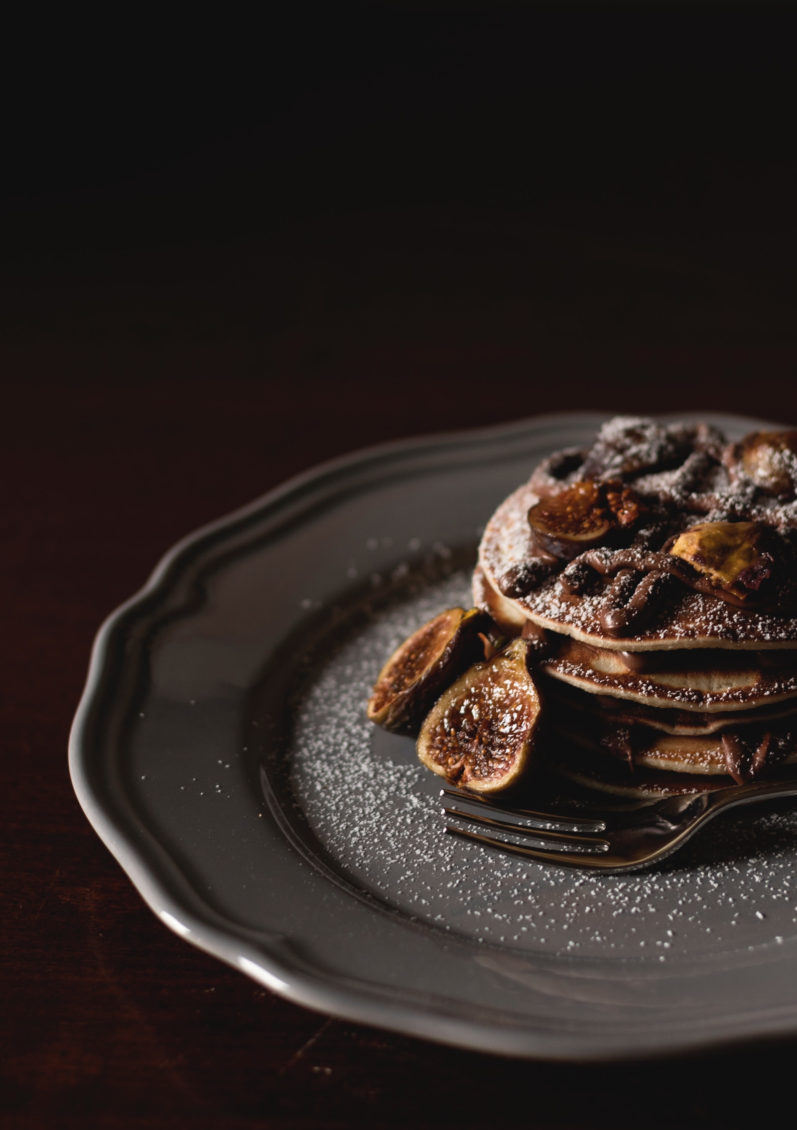 Schokoladen Protein Pancakes Rezept - Photo by Henry Be on Unsplash