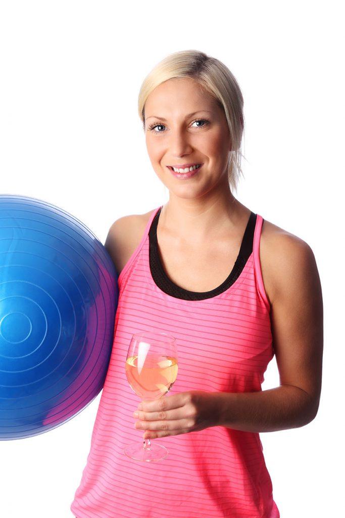 Ratgeber Alkohol und Fitness