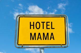Hilfe, Hotel Mama sabotiert meine Fitness!