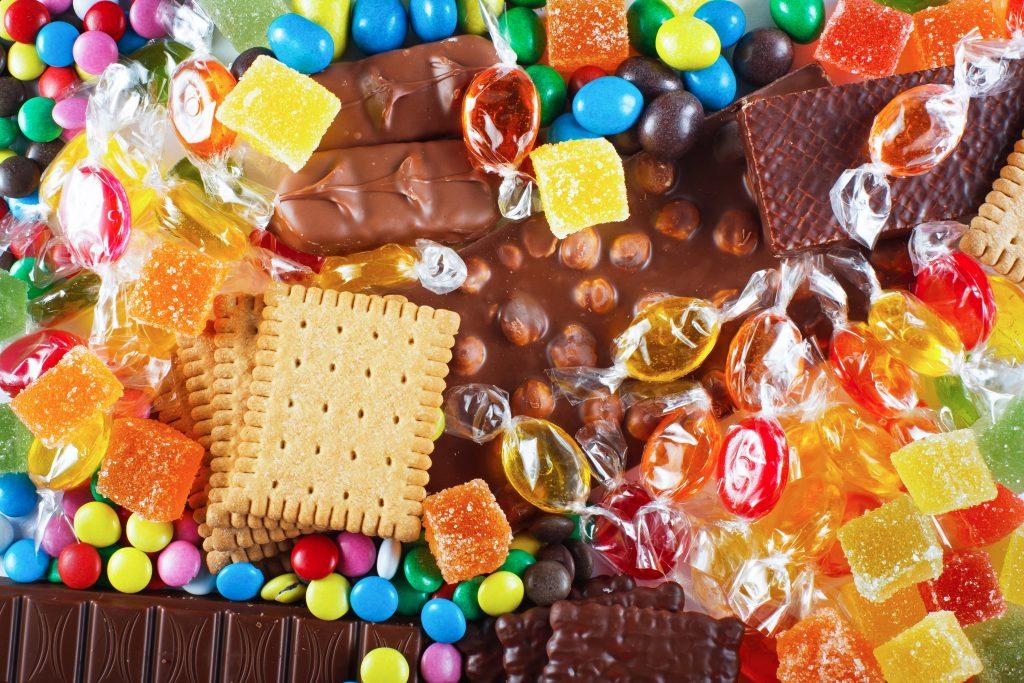 Heißhunger auf Süßigkeiten stoppen