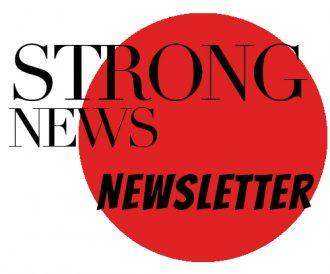 STRONG Newsletter