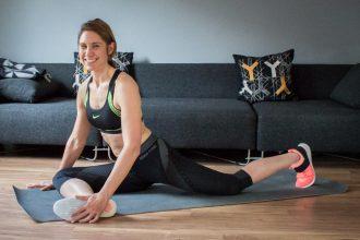 Mobility Workout - Die Taube, eine essenzielle Übung für die Hüftmobilität