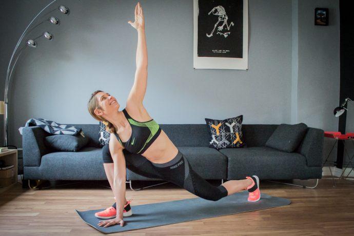 Hüftmobilität mit dem tiefen Ausfallschritt - Mobility Workout Essentials