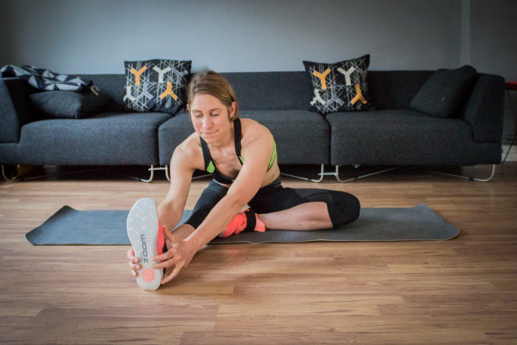 Mobility Workout - Mobilitätsübungen für Hüfte, Schultern und Rücken - Anleitung