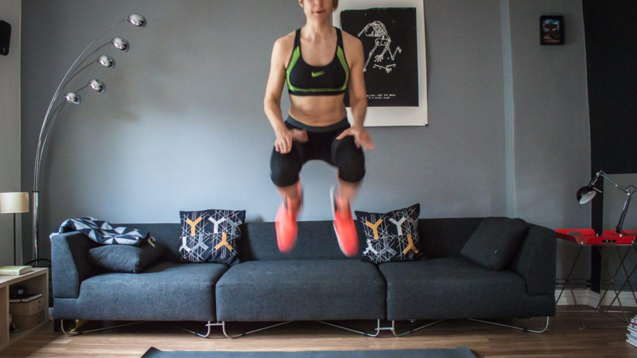 Cardio-Übungen, um Gewicht zu verlieren und Ihren Körper zu Hause zu straffen