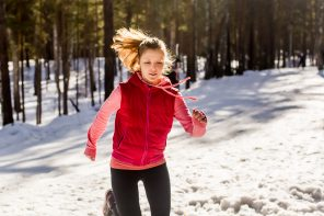 Joggen im Winter – das ist die richtige Ausrüstung