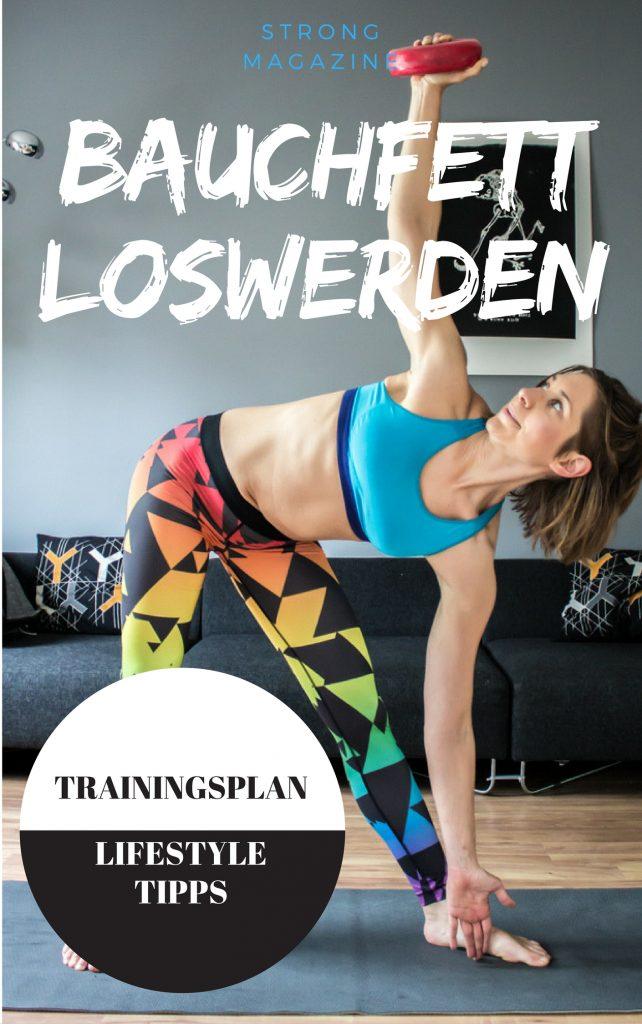 Bauchmuskel Trainingsplan für Frauen ohne Geräte Zuhause