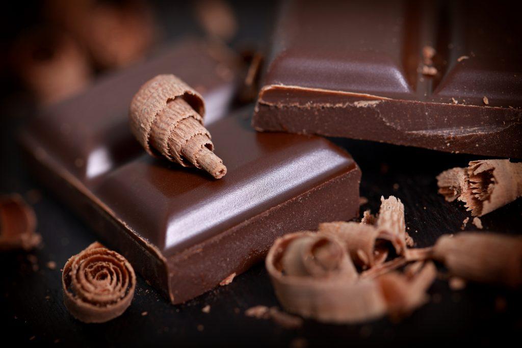 Heißhunger auf Schokolade stoppen