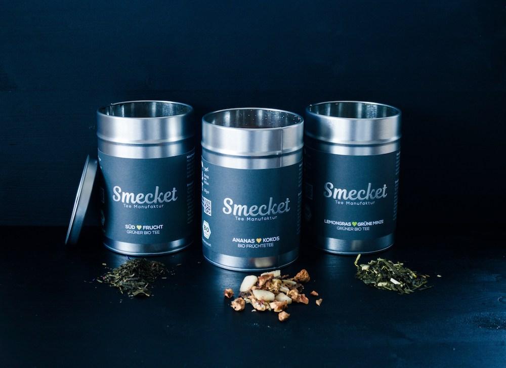 Smecket Tees - Credit bodyholic.at